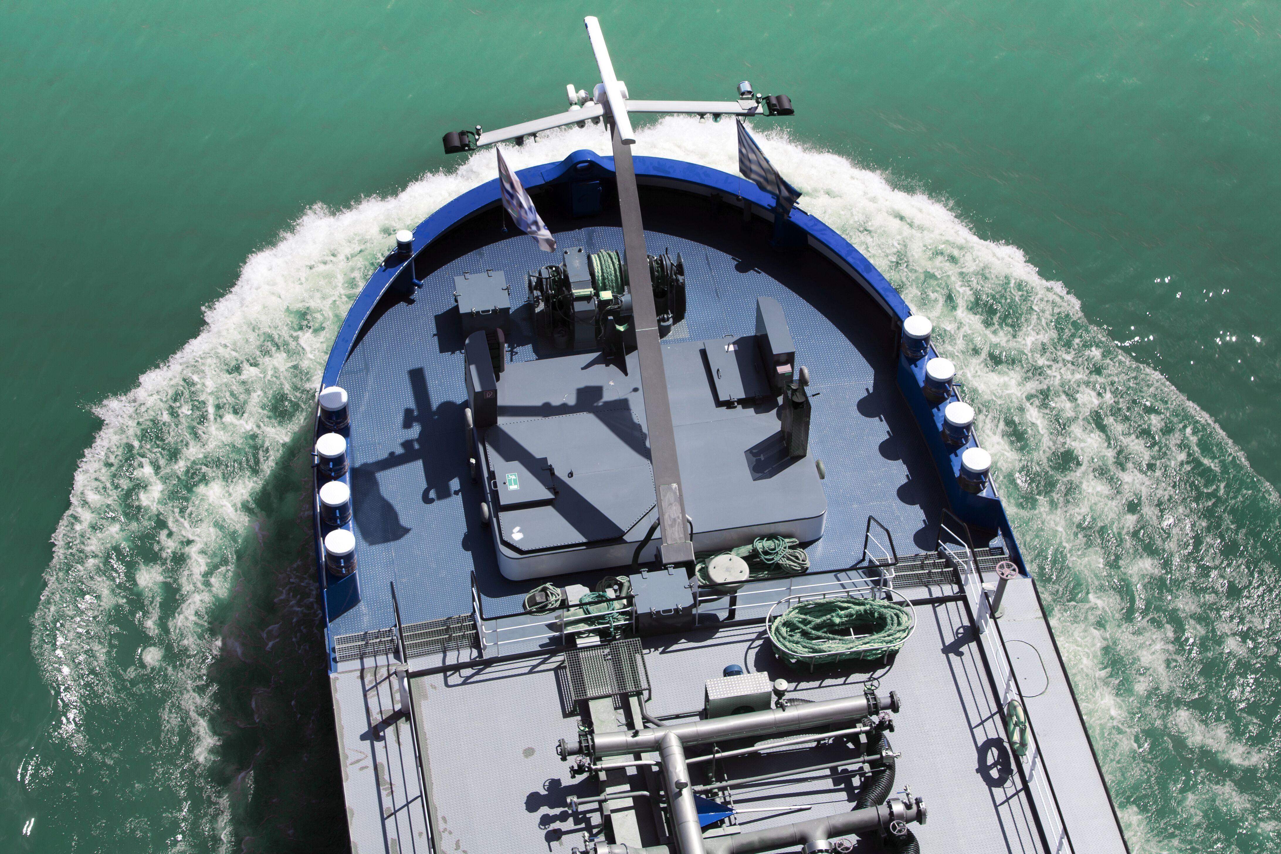Hull – La protection du corps de navire