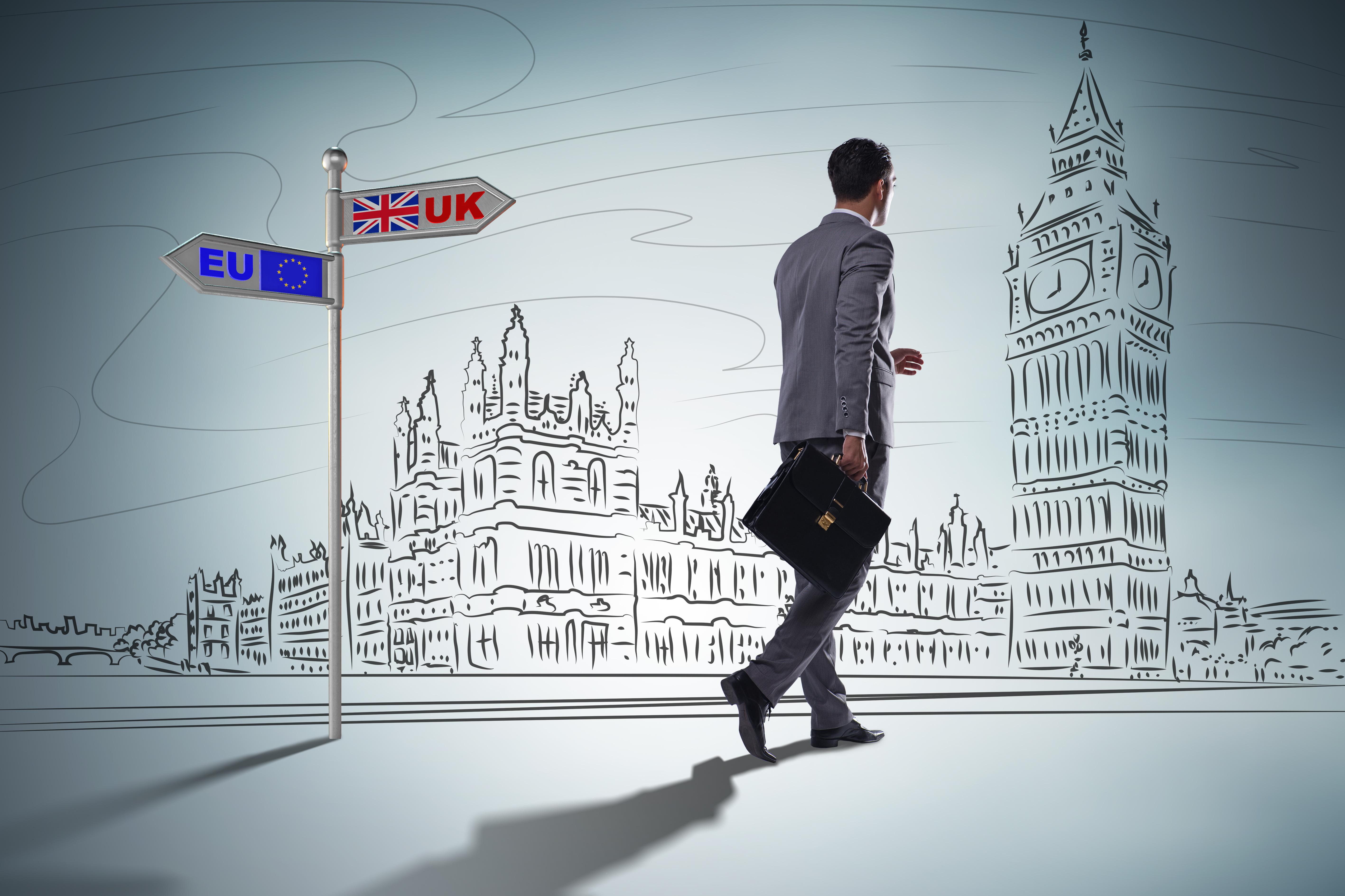 Zijn uw zakelijke klanten die een goederenstroom hebben met het Verenigd Koninkrijk voorbereid op de BREXIT ?